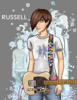 .:Bloc Party - Russell:. by eigengrau