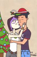 NxJ Mistletoe by DJgames