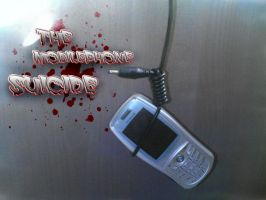 The mobilePhone Suicide.. by suicidesheep