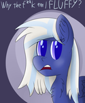 Rain Chaser being all pissy by DarkLordSnuffles