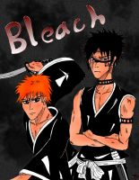 Bleach boys by TanoshiiGirl
