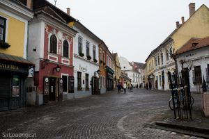 Central square of Szentendre by a137