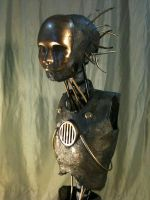 Industrial Robot 2 by UglyBabyEater
