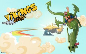 vikings can fly adv by brahamil