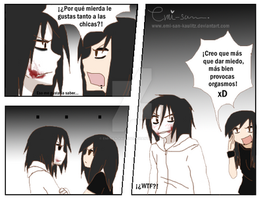Emi-san and Jeff - Why?! by Emi-san-Kaulitz