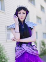Ravenqueen - Ever after high by fleurgranger