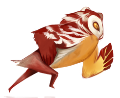 Taum AT for Floofy by Ahalteke