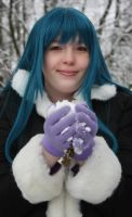 Kaname Winter by bluepaws21