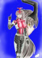 kabuto girl by williamss by project-ridergirl