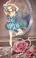 Jewelry Box Ballerina by lucidsky