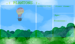 Planton registration sheet BLANK by Jaziziplz