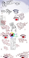 Eye Tutorial by KitsuneZakuro