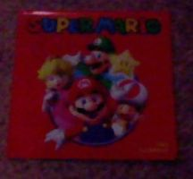 mario calender for the new year ^^ by MarioXMariana