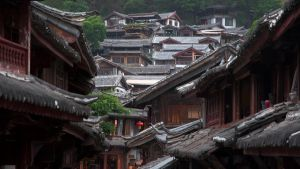 Lijiang old town by REcreates