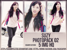 Suzy (MISS A) - PHOTOPACK#02 by JeffvinyTwilight