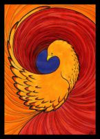 Firebird by Caelitha