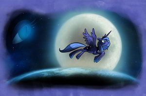 Moonlight by WillDrawForFood1