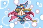 Dark Magician Girl 1 by Retzan