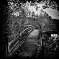 October Bridge by LuGiais