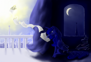 Letters to the Sun by grayma1k