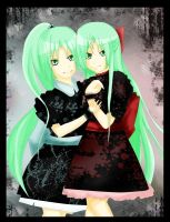 B-day gift for Kumie by experimental-thing
