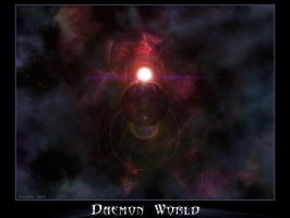 Daemon World by darkblade