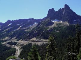 Climb to Washington Pass by TRunna