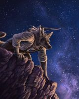 Hunting the Stars by RukisCroax