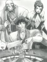 Cowboy Bebop, Casino by Risa087