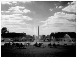 One moment of life in Paris by ashevaan