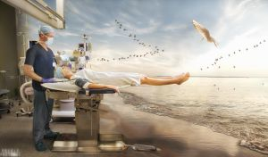 anesthesia - dream induction by FrankOberle