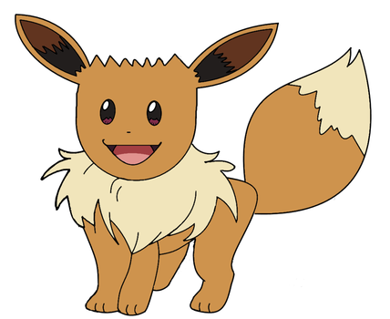 Eevee by SweetyPoke