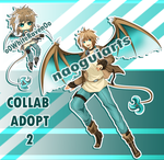 Adopt Auction Collab 2 -CLOSED- by naoguiarts