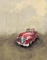 old pick up by gabrio76