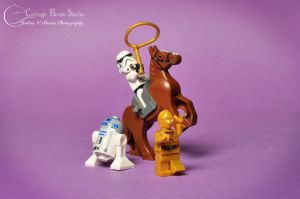 Lego Stormtrooper - Roundup by Jbressi