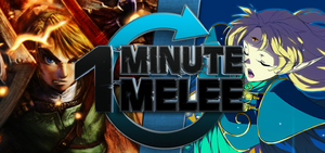 1 Minute Melee - Link vs Deedlit by JayTheBrainMann