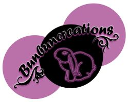 Bunbuncreations Logo by blackbunbun