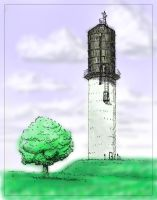 silo colored by pwg