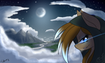 Child Of The Night by Silverfox057
