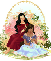 Korrasami Week - Fairy Tale by siquia
