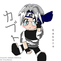 N- Chibiness Kabuto by tailsprowerlover