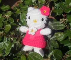 Hello Kitty 20cm by Tiamat-Creations