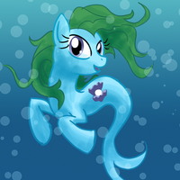 Sea-Pony by GiantMosquito