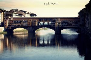 Florence bridge by LaPupi