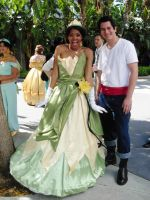 Tiana and Eric by xAleux