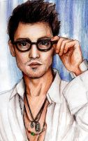 Johnny Depp by jkearney