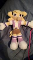Chica The Bird Plushie by LukeVei-Da-Hedgehog