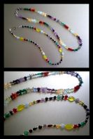 Revelations Necklaces Revamped by Aeternus-Spero