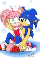 Sonamy embrace by mmishee