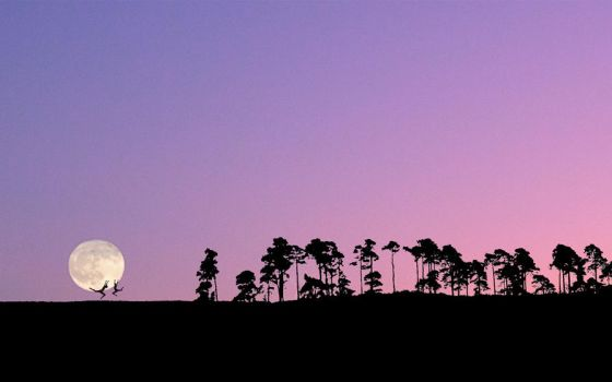 Moonrise by Britalicus